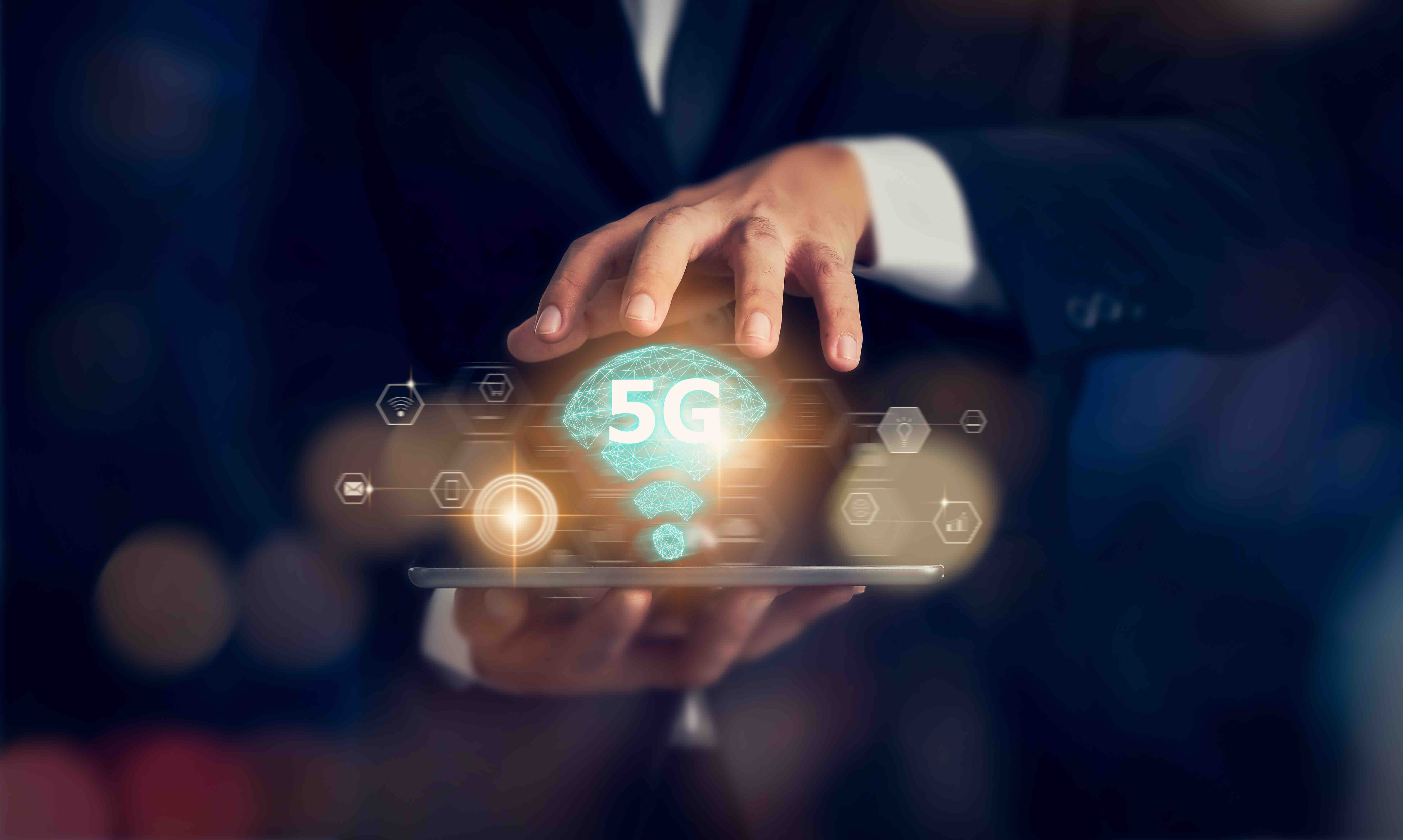 how does 5g work