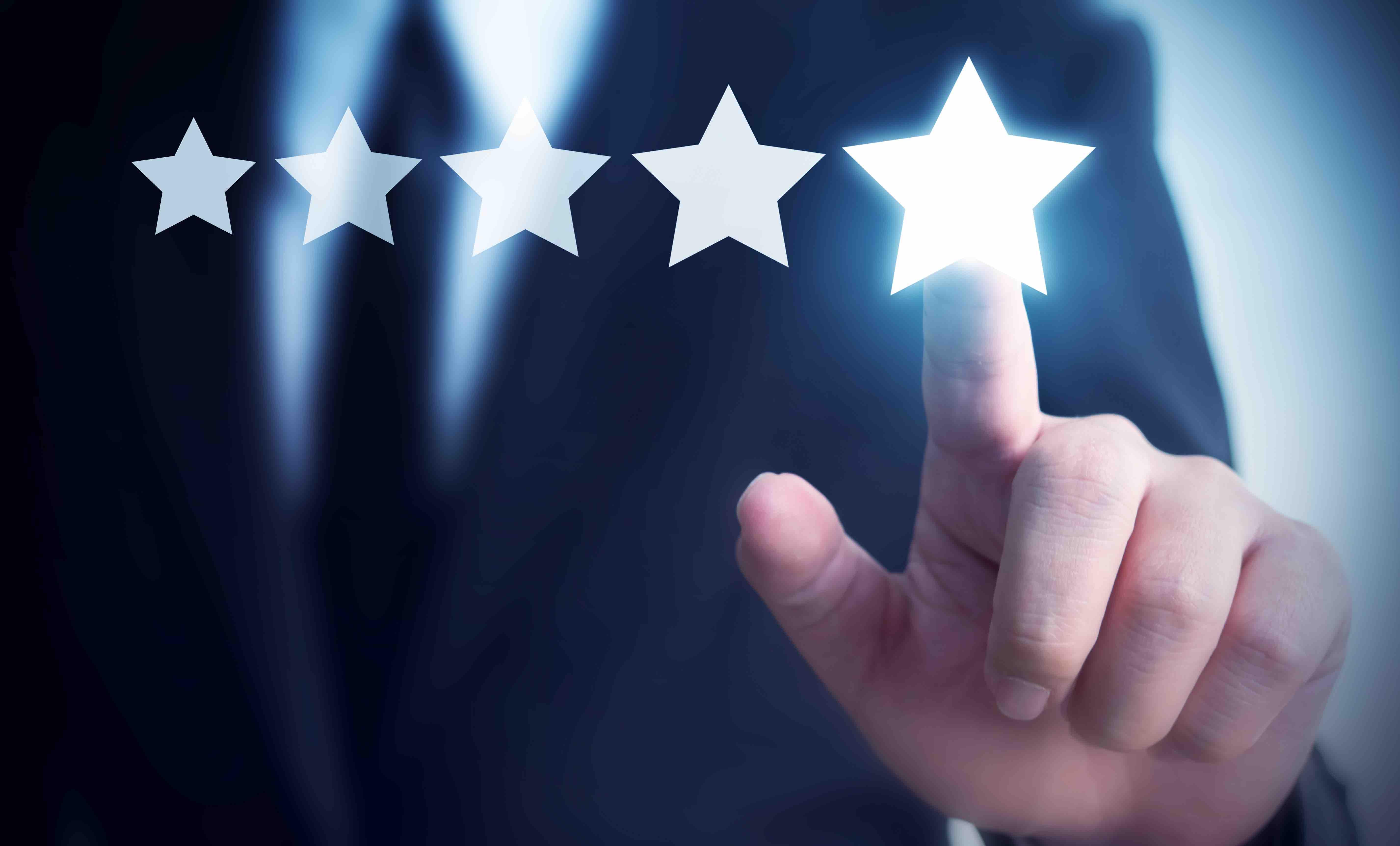 what constitutes good customer