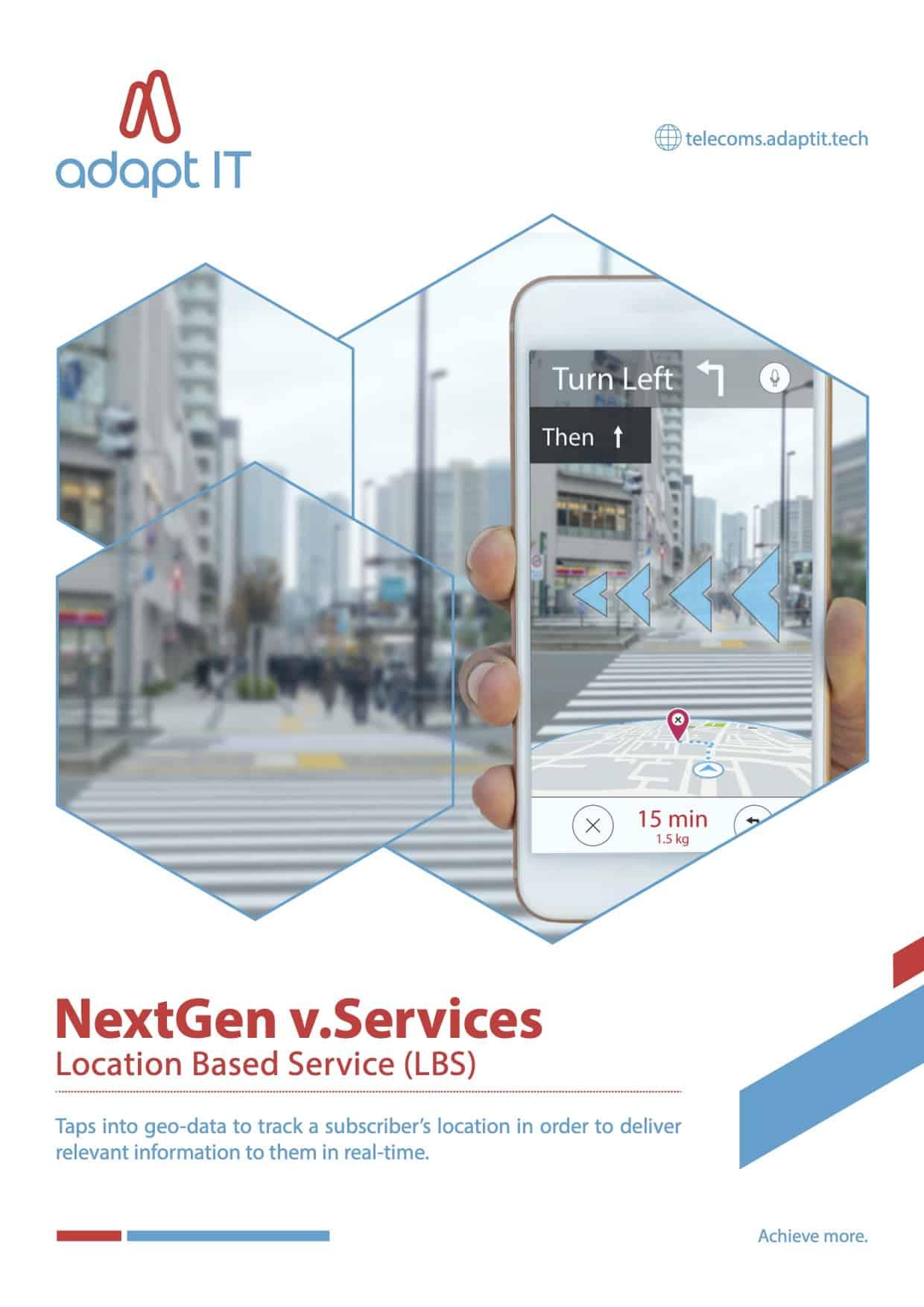 NextGen VAS Services – Location Based Service