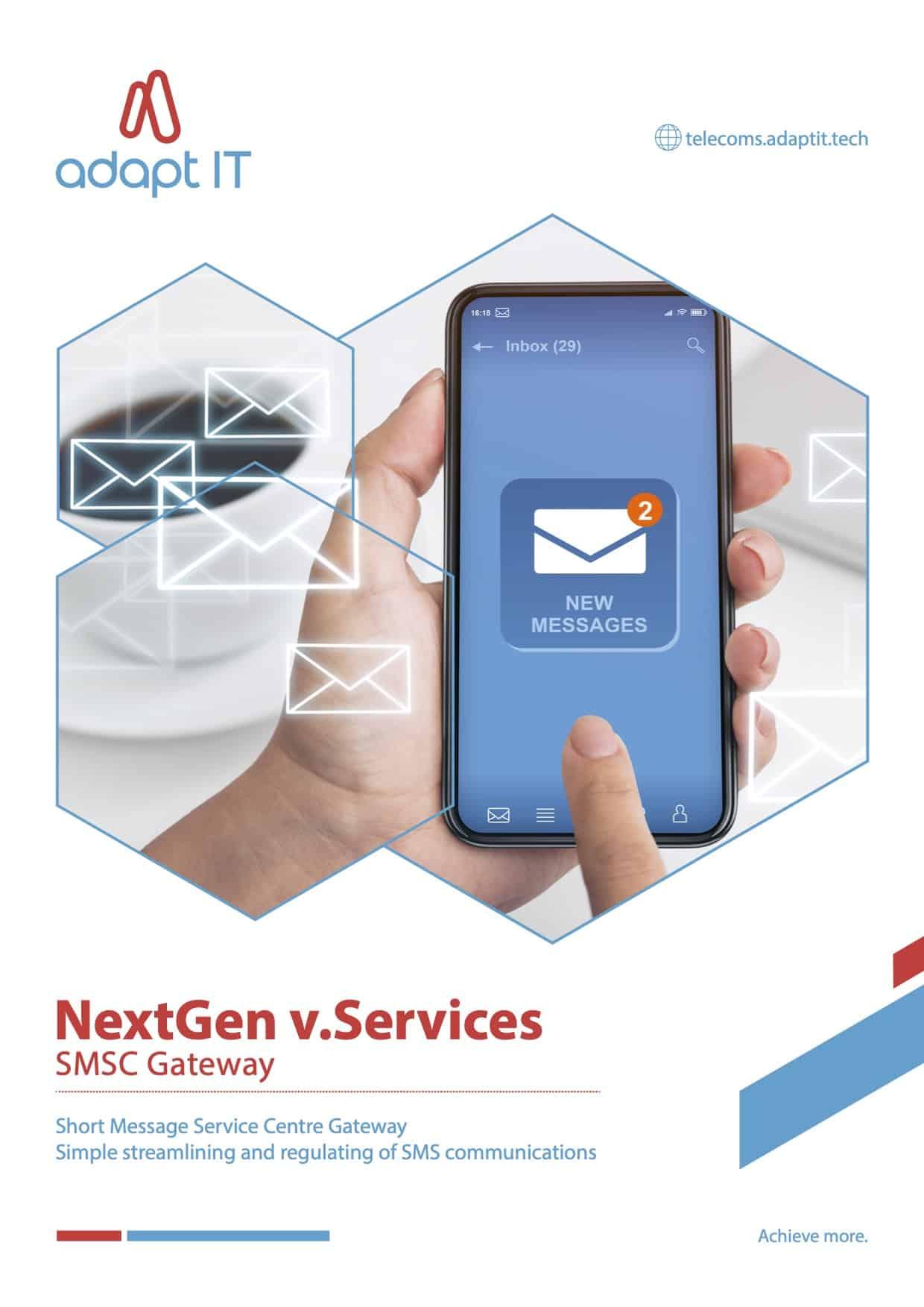 NextGen VAS Services SMSC Gateway
