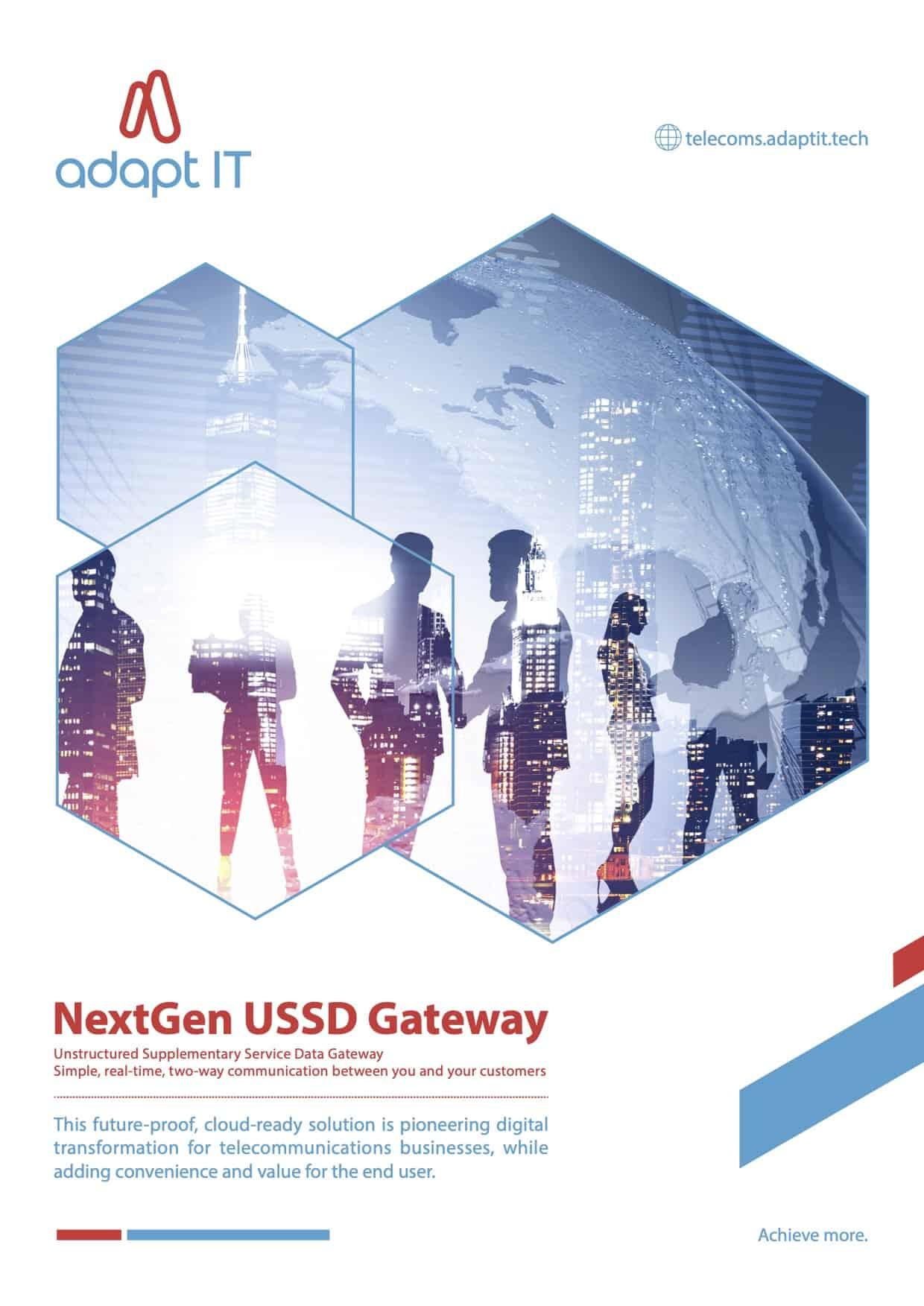 NextGen vServices USSD Gateway