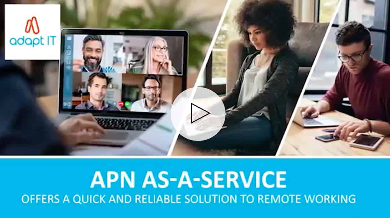 APN as a Service Offers A Reliable And Quick Solution To Remote Working Thumbnail