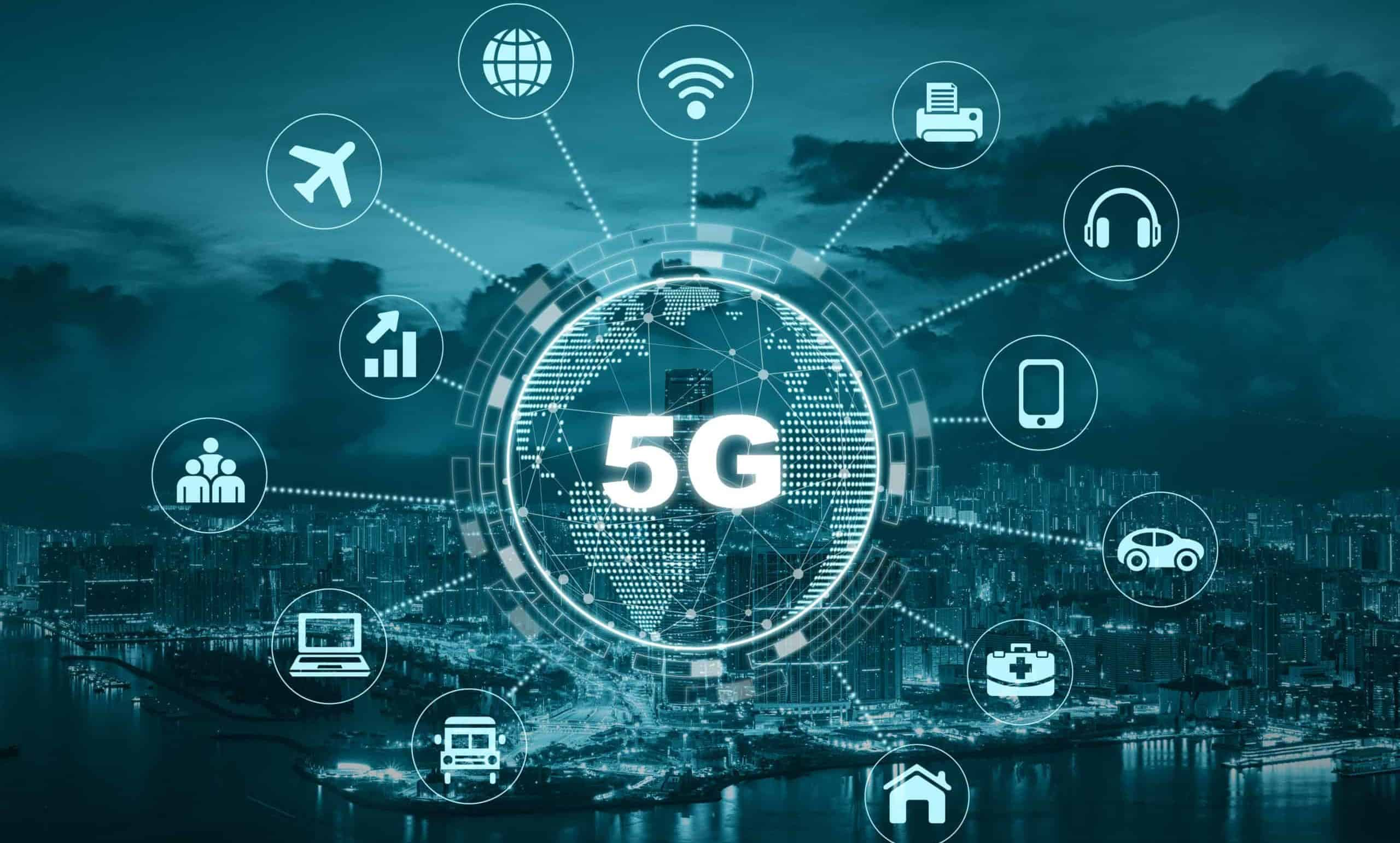 IoT empowered by 5G