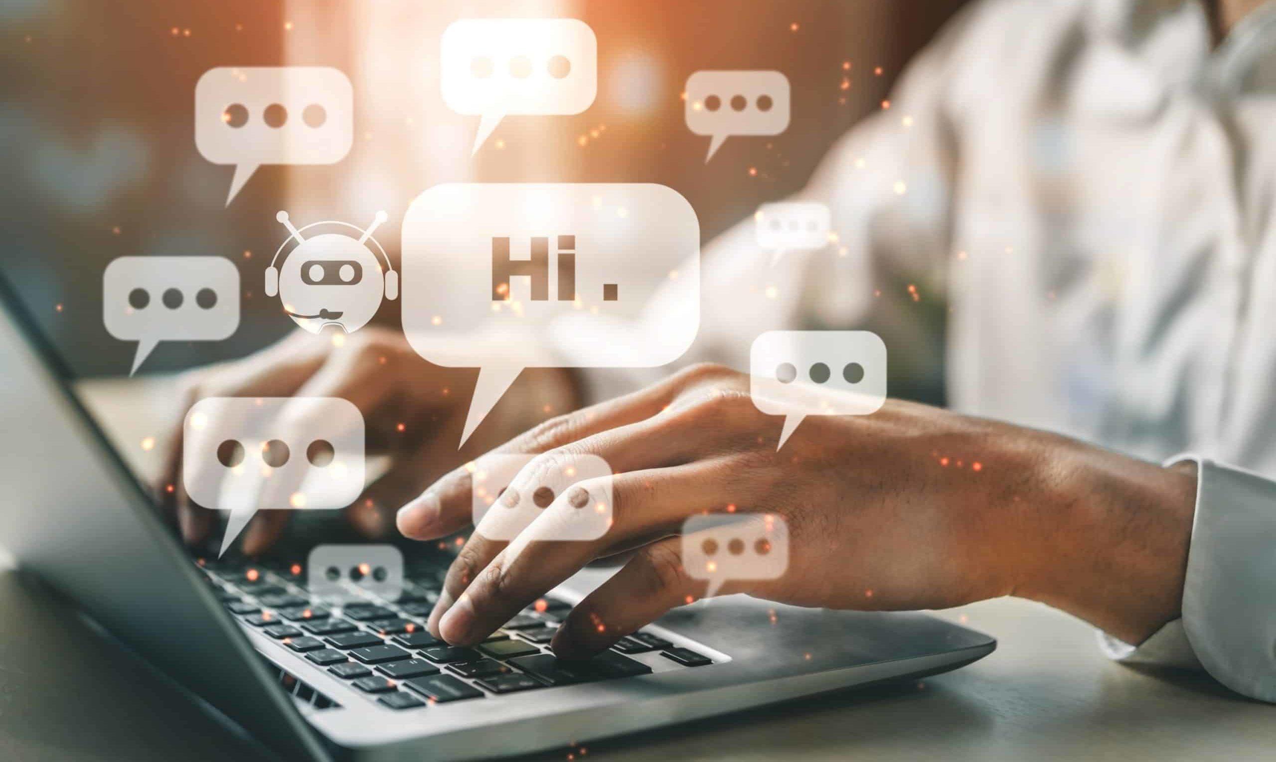 human to machine communication