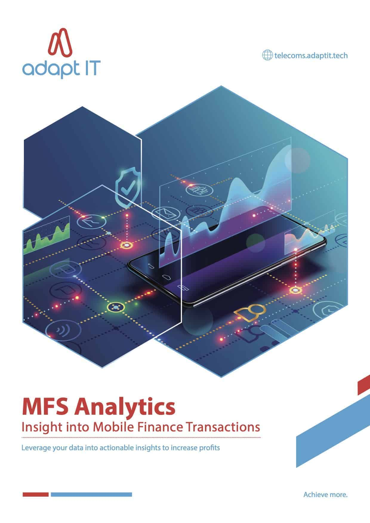 MFS Mobile Financial Services Analytics
